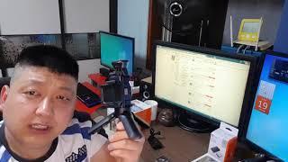 소니 액션캠 x3000r 언박싱