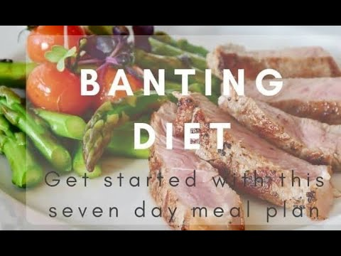 What is Banting diet.How to loss weight