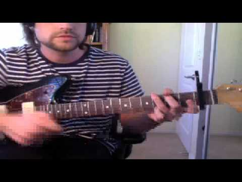 Guitar Lesson Justin Bieber Be Alright Youtube