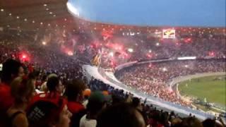 Show da Torcida - Tema da Vitória - Flamengo x Atlético-PR 2007
