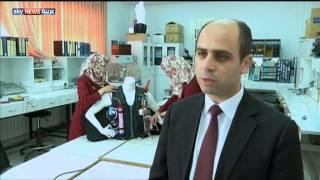 فلسطينيتان تبتكران سترة لغسيل الكلى