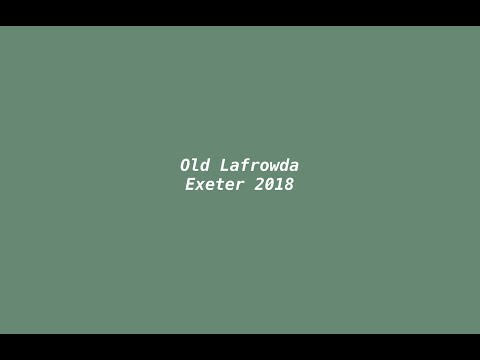 Old Lafrowda | University of Exeter