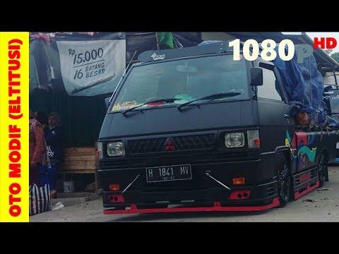Modifikasi Mobil Pick Up L300 Modif Ceper ngga Ketulungan ~ Owner @hasan m 182