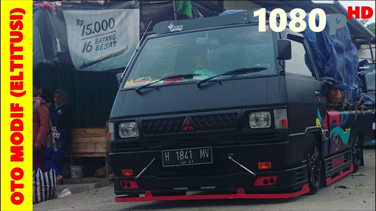 58 Koleksi Lihat Modifikasi Mobil L300 HD