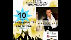 Carman - South Hills Assembly of God / Bethel Park, PA - 3.29.15