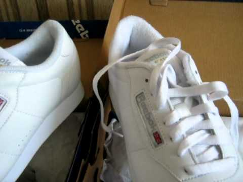 Кроссовки Reebok Princess made in Cambodia - YouTube a1663b17af556