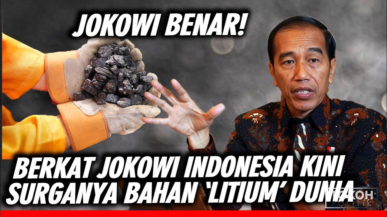GOKIL❗ 3 PERUSAHAAN BESAR DUNIA SIAP MASUK, INDONESIA SIAP JADI RAJA LITIUM DUNIA🔥