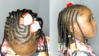 KIDS BACK TO SCHOOL HAIRSTYLES