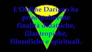 ★ ORDINE DARIANO (Cavalieri dell