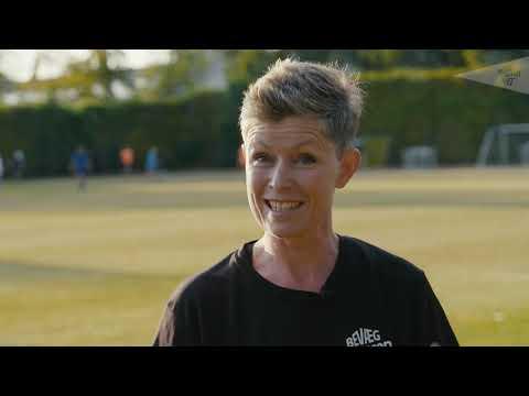 Hanne fra Lundtofte Boldklub
