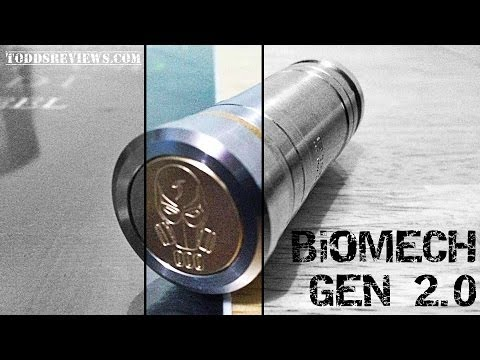 Biomech Gen 2.0 by MCV