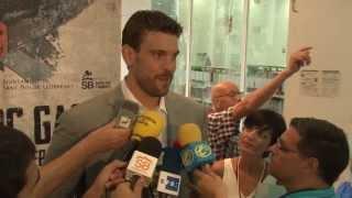 Marc Gasol, Medalla al Mèrit Esportiu (Canal Ajuntament Sant Boi)