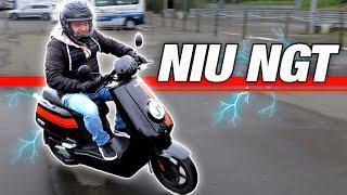 Scooter électrique NIU NGT : présentation, test et premier avis