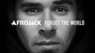 as your friend afrojack forget the world