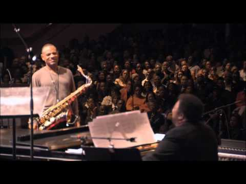 Because You Loved Me - Kirk Whalum e George Duke