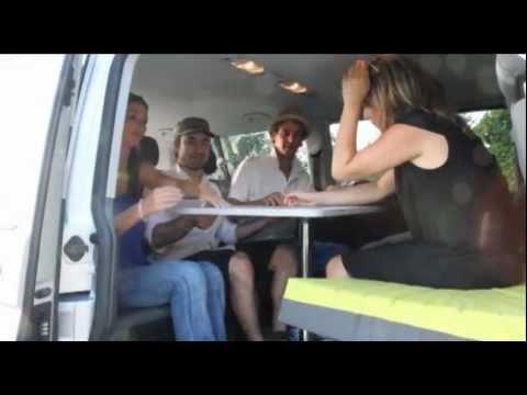 blacksheep location van am nag et minibus lyon campervan hire in france youtube. Black Bedroom Furniture Sets. Home Design Ideas