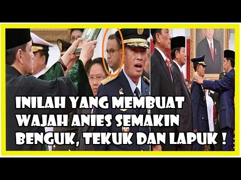 Politik Jokowi Cantik, Bikin Wajah Anies Makin B3nguk, Tekuk dan Lapuk