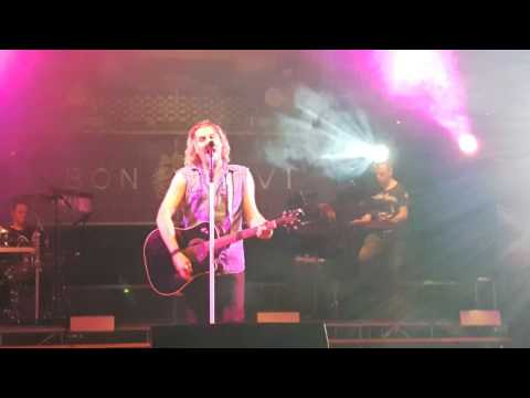 New Jersey  Tribute Band Bon Jovi - Wanted Dead Or Alive - Carpe Diem Festival 2 - Arre (PD)