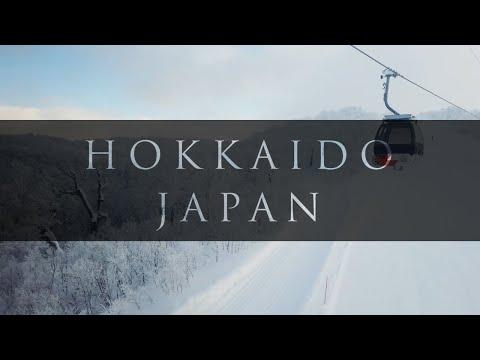 Winter in Japan (Hokkaido)