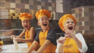Pizza school - в ресторане IL FORNO(, 2016-11-23T11:56:00.000Z)