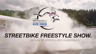 BMW Motorrad Days 2018 - Streetbike Freestyle Show