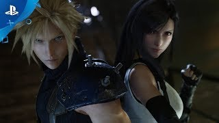 Final Fantasy VII Remake   E3 2019 Trailer   PS4