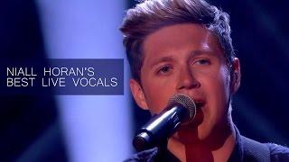 Niall Horan's Best Live Vocals