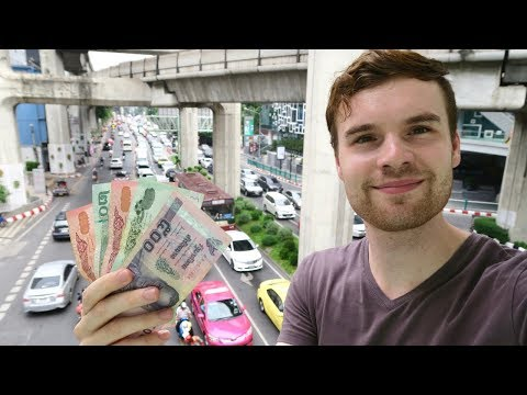 HOW EXPENSIVE IS BANGKOK, THAILAND? 🇹🇭 A DAY OF BUDGET TRAVEL