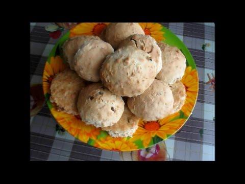 печенье на рассоле, рецепт приготовления