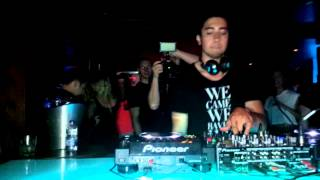 Mika Zibanejad - DJ ZBAD @ Junxion, Ottawa (Playing Reload - Tommy Trash and Sebastian Ingrosso)