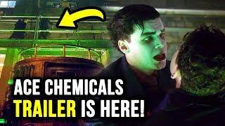 BATMAN, Jeremiah vs Bruce & MORE in New 'Chemical Green Band' Trailer! - Gotham 5x07