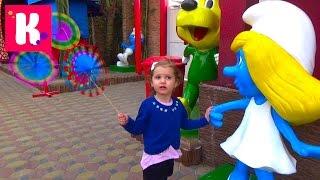 Катя в Дубаи День #2 едем в Крик Парк и Глобал Вилледж покупаем игрушки VLOG Dubai Global Village