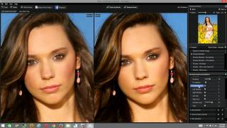Portrait Pro  Studio Edition Tutorial