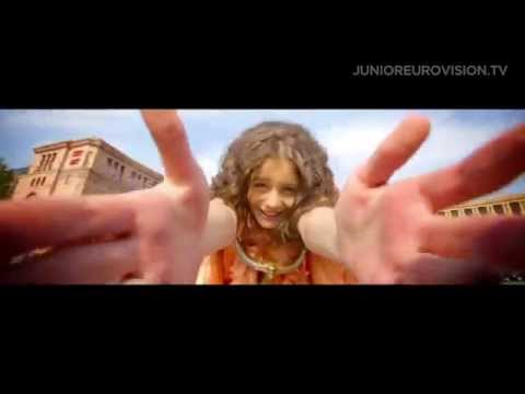 Betty - People Of The Sun (Armenia) 2014 Junior Eurovision S