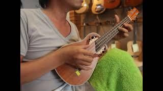 Em của ngày hôm qua - Ukulele by Mây Guitar