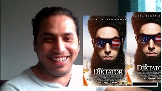 The Dictator Red Band Trailer Reaction
