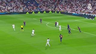MARCO ASENSIO GOAL   Real Madrid 2 0 Barcelona Spanish Super Cup 2017 HD