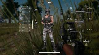 PUBG - First Solo Win in awhile! 29/01/2018