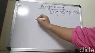 Class 11 Chemistry Hydrogen Chemical Bonding