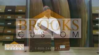 Tigerwood Countertops - Brooks Custom