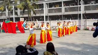 2014 Sinulog Dance (Innolux), Tainan Taiwan