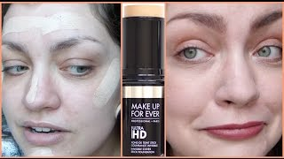YouTube Made Me Buy It!: MUFE Ultra HD Invisible Cover Stick Foundation