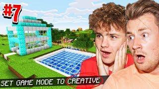 We Did An Oopsie In Minecraft - Brothercraft #7