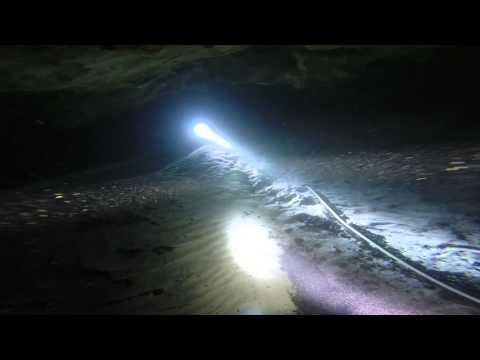 Vortex Cave Dive 032214
