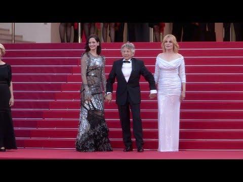 Eva Green, director Roman Polanski, Emmanuelle Seigner and more on the red carpet in Cannes
