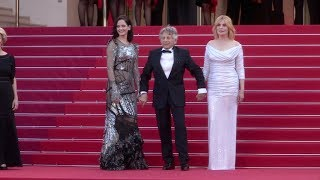 Eva Green, director Roman Polanski, Emmanuelle Seigner and more on the red carpet in Cannes