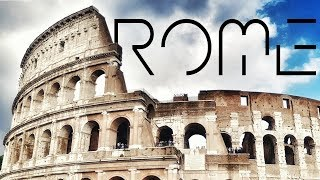 ROME IN 3 MINUTES || cinematic travel video 2018