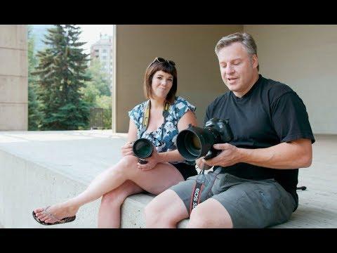 Sigma 105mm f14 ART Lens Review at Calgary Folk Music Festival