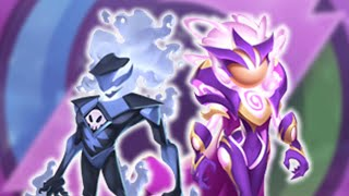 THESE MONSTERS ARE TOO POWERFUL | MONSTER LEGENDS POWER COUPLE - DARK VOLTAIK & UV FUSION screenshot 3