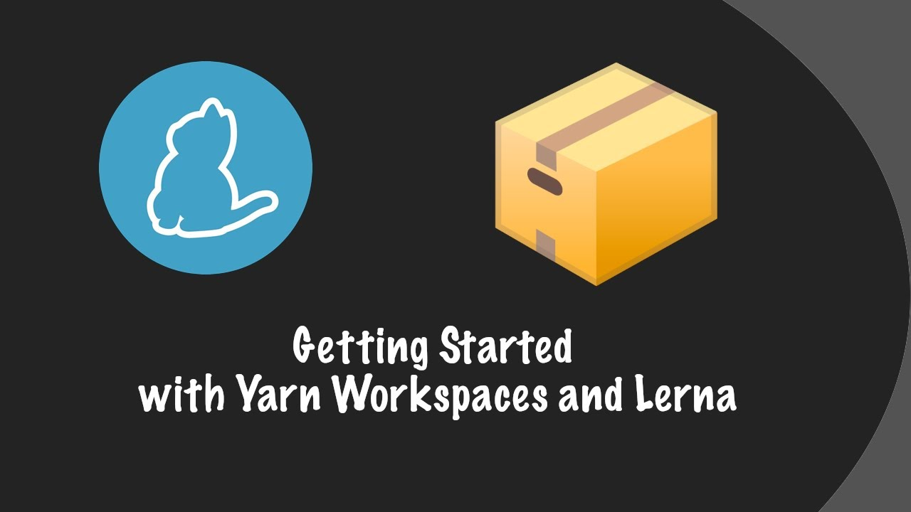 Monorepos: Yarn Workspaces and Lerna for Beginners!